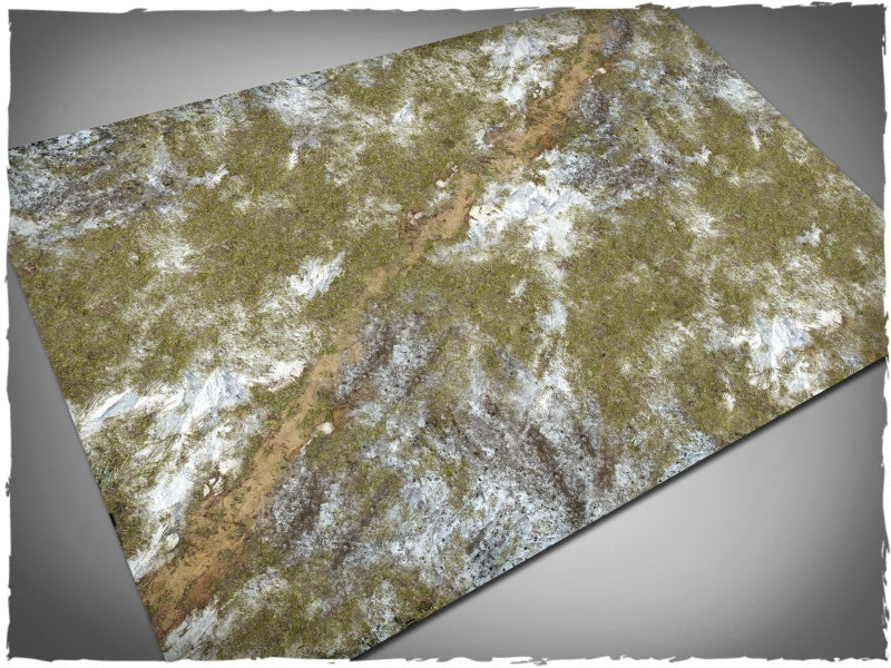 Northland design battle mat, 6' x 4', no grid