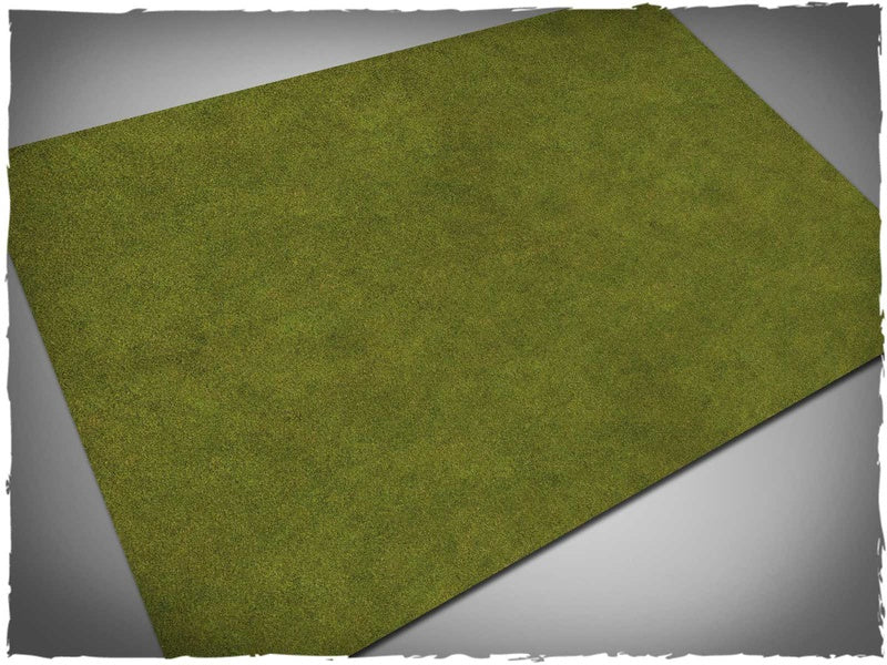 Meadow design battle mat, 6' x 4', 15cm cross-grid