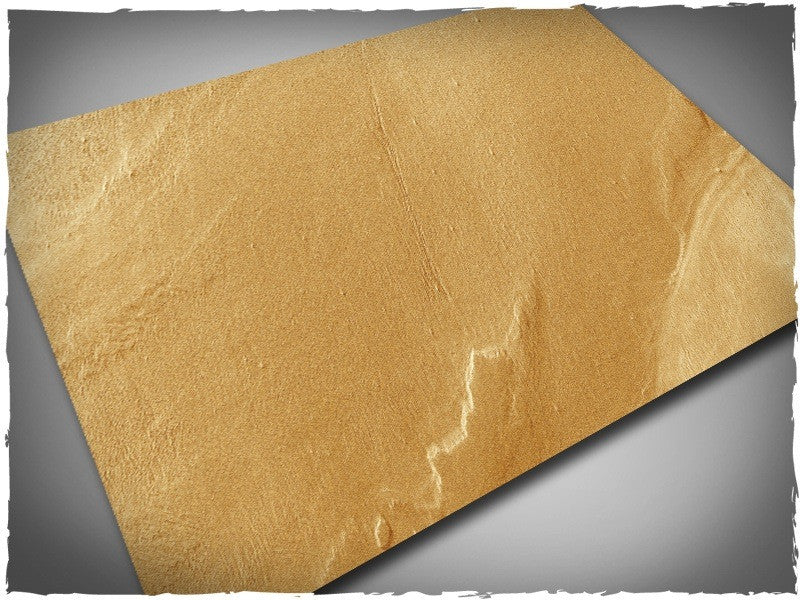Sahara desert design battle mat, 4' x 3', 10cm grid