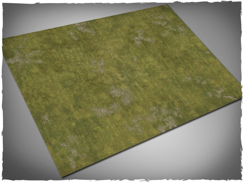 Plains design battle mat, 6' x 4', 15cm grid