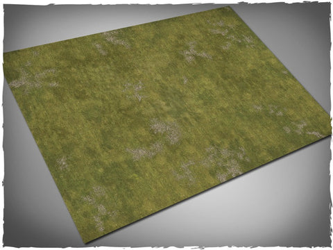 Plains design battle mat, 6' x 4', 20cm grid