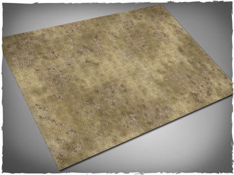 Russian steppe battle mat, 4' x 3', 10cm grid