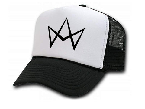 LUVELLI Iconic Crown Army Trucker Hat