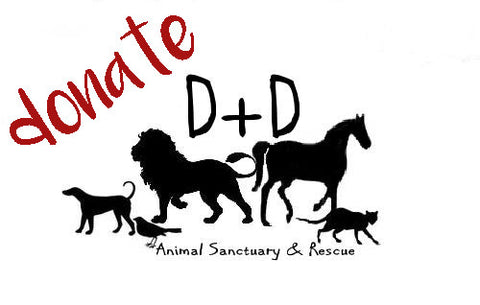 D&D Animal Sanctuary Donations