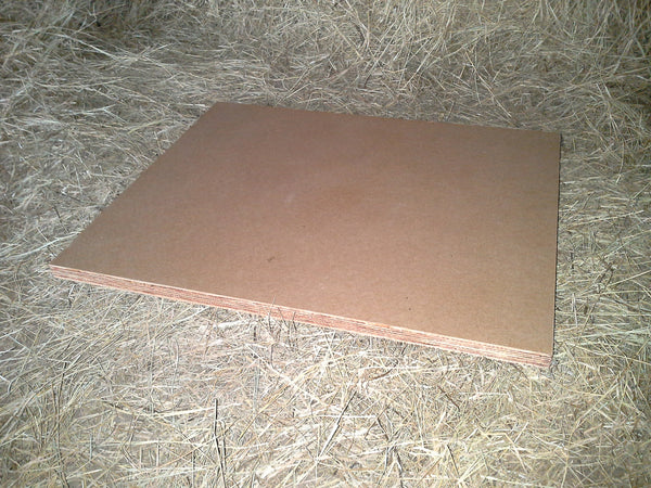 Solid Plywood Top, 10 Frame
