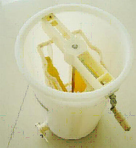 2 Frame Honey Extractor, Plastic