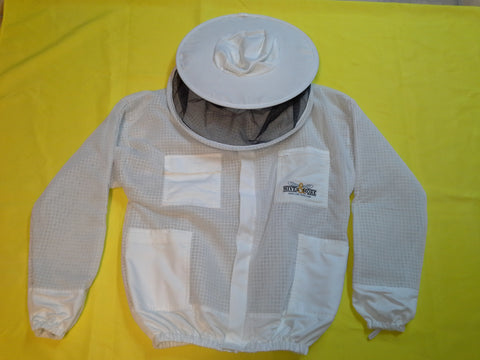 Ventilated Helmet Style Jacket