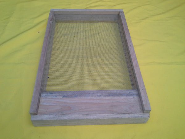 Cypress Screen Bottom, 10 Frame