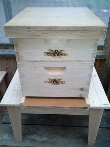 Basic Starter Hive Kit,  10 frame