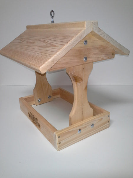 Cypress Bird Feeder