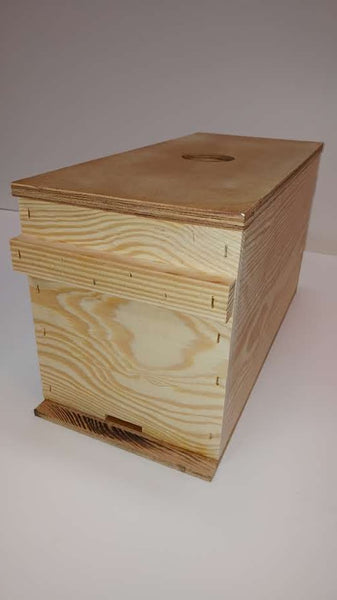 Pine Solid Bottom J Nuc