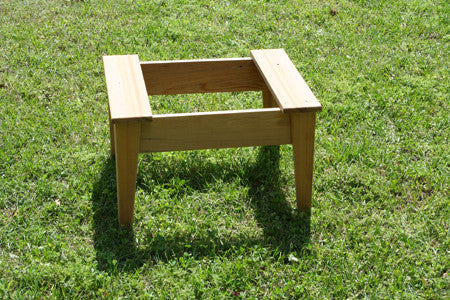 Single Hive Stand Cypress, 10 frame