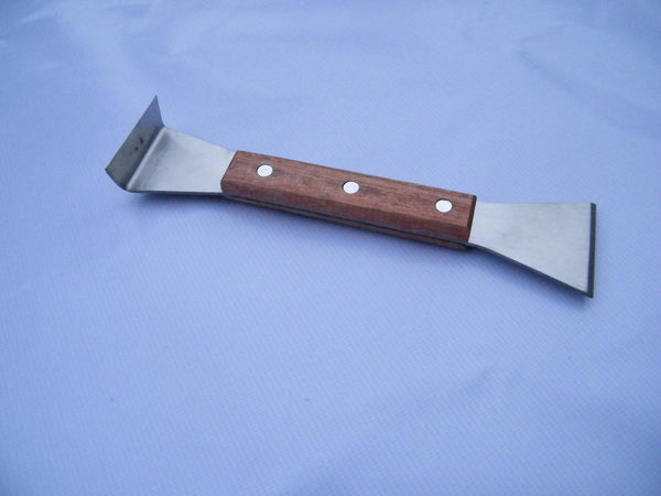 Chisel with Wood Handle