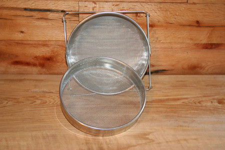 Stainless Strainer Set