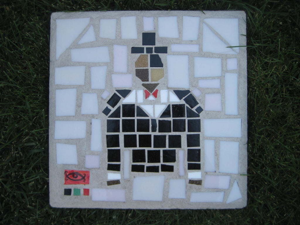 Brotha Man Outdoor Decor Pieces