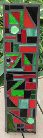 Outdoor Mosaic Abstract Art Tile