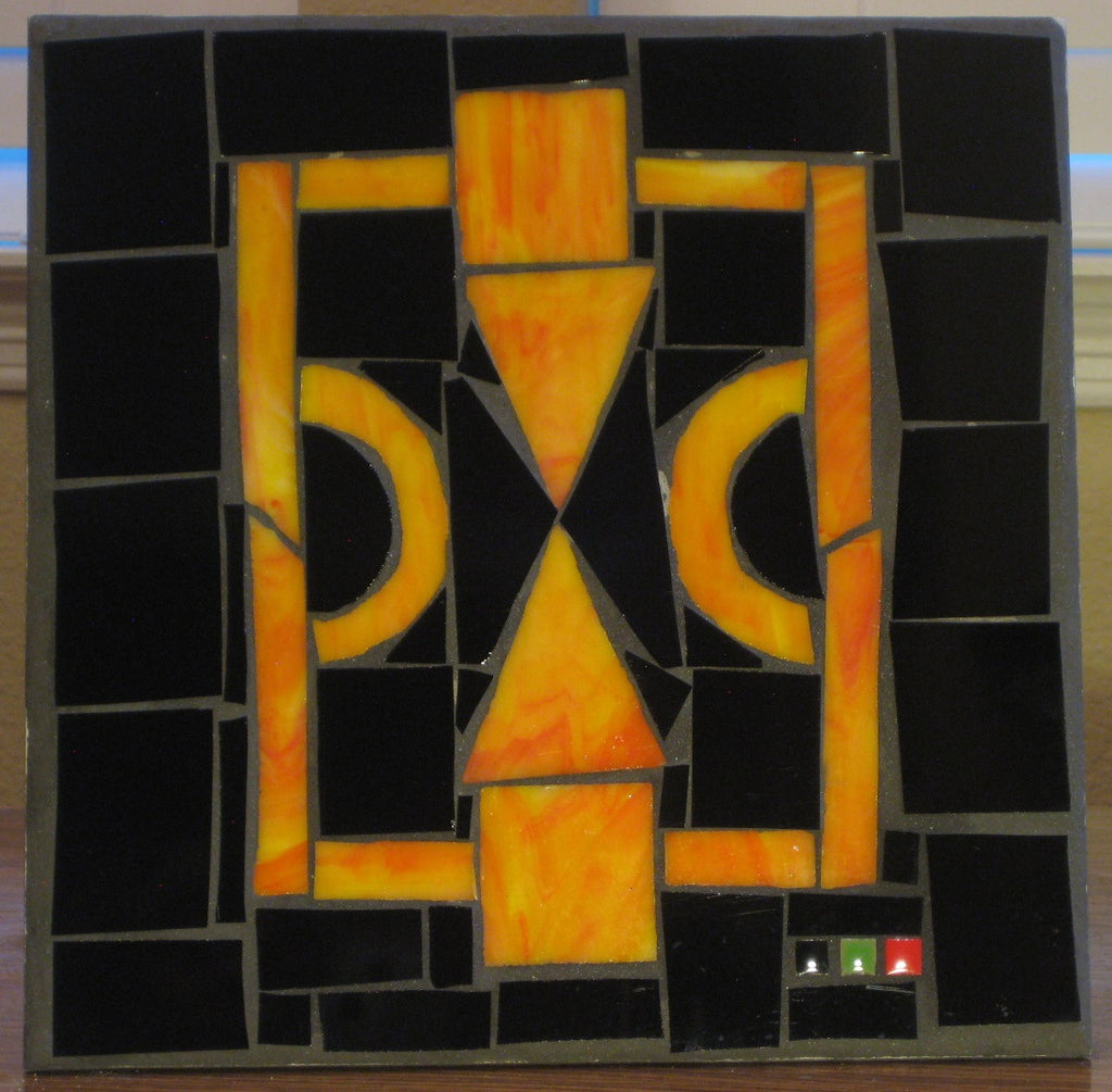 Decorate Your Patio with Tiles - Orange House of Peace