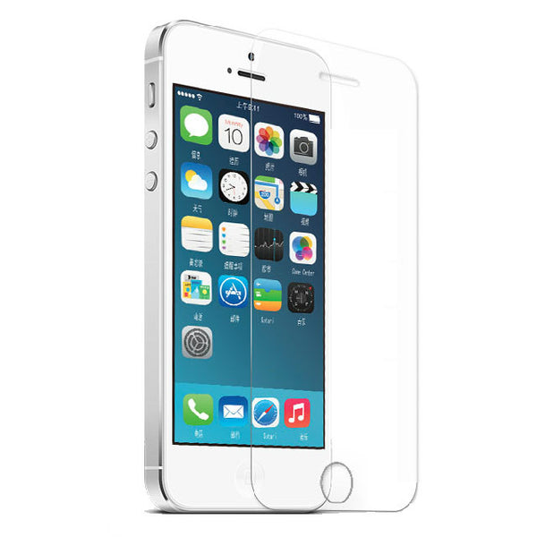 Dragontrail<sup>®</sup> Tempered GlassScreen Protector for iPhone 5/5c/5s