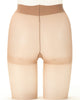 Astigu Slim Stocking: Beige / Sheer Beige / Dark Beige