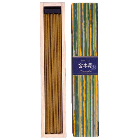 KAYURAGI - OSMANTHUS 40 sticks