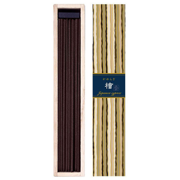 KAYURAGI - JAPANESE CYPRESS 40 sticks