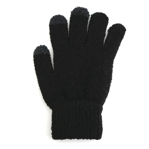 Gloves Marshmallow Black - made for smartphone