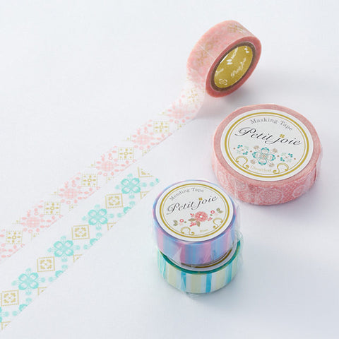 Petit Joie - Japanese Decorative Tape 68 Roll Box Set