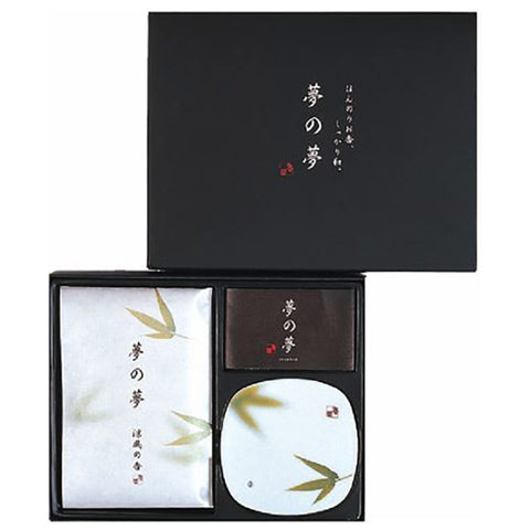 YUME-NO-YUME GIFT SET - BAMBOO LEAF