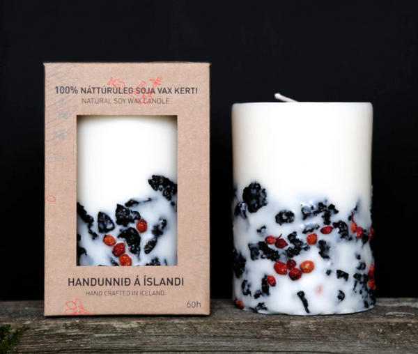 Icelandic Candles.
