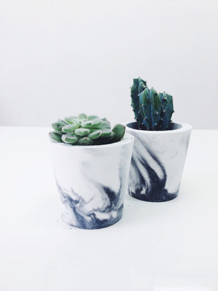Marbled Pot.