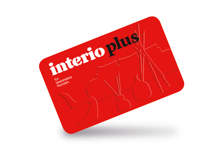 Interio Plus Card