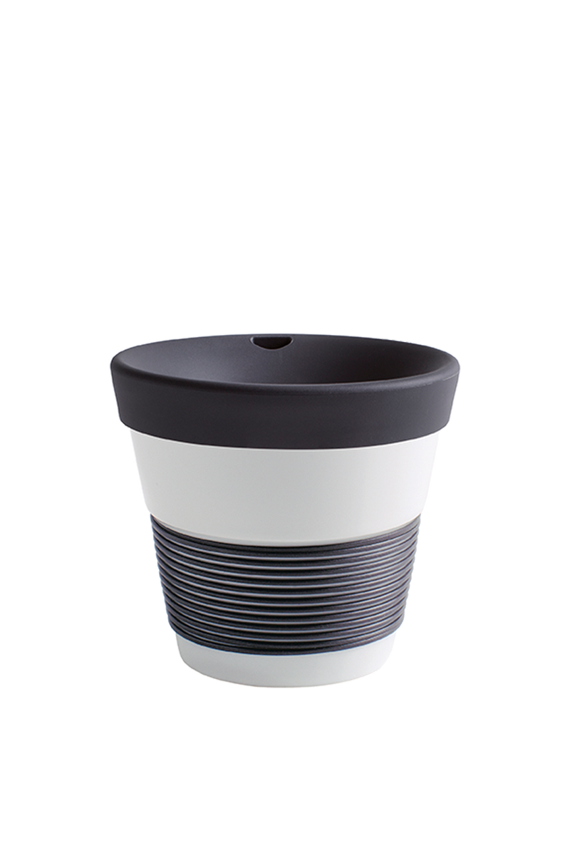 CUPIT ANTHRAZIT Coffee2go Becher S