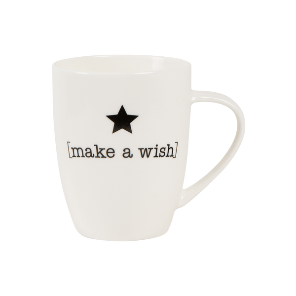 MOTTO Tasse make a wish
