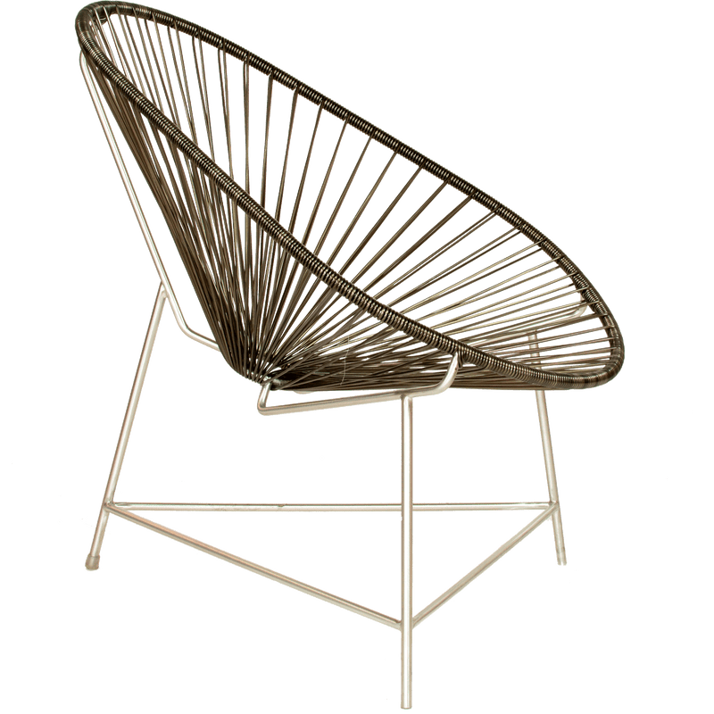 VALERIE Lounge Chair bronze