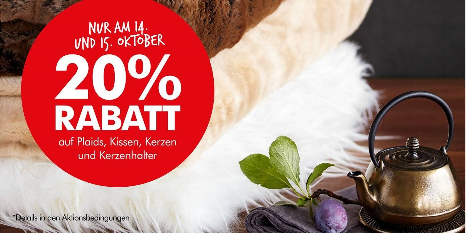 SALE bei INTERIO