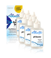 Alkalife® pH Booster Drops (Pack of six)