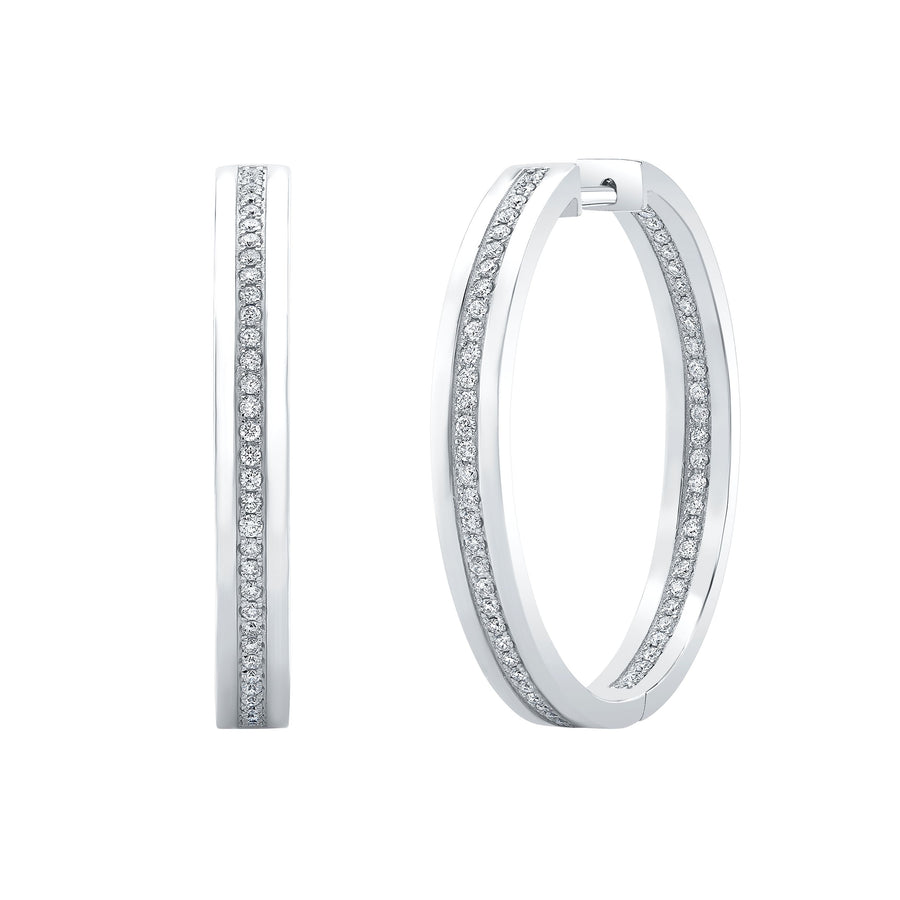 Large Diamond Signature Hoops