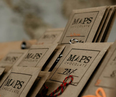 maps chocolate