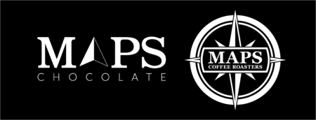 Maps Coffee and Chocolate