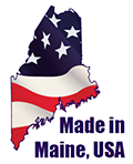 The CoatHook is made in Maine, USA