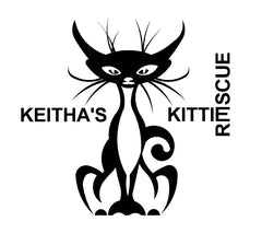 Keitha's Kittie Rescue Logo
