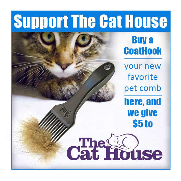 A CoatHook to Benefit <br />The Cat House