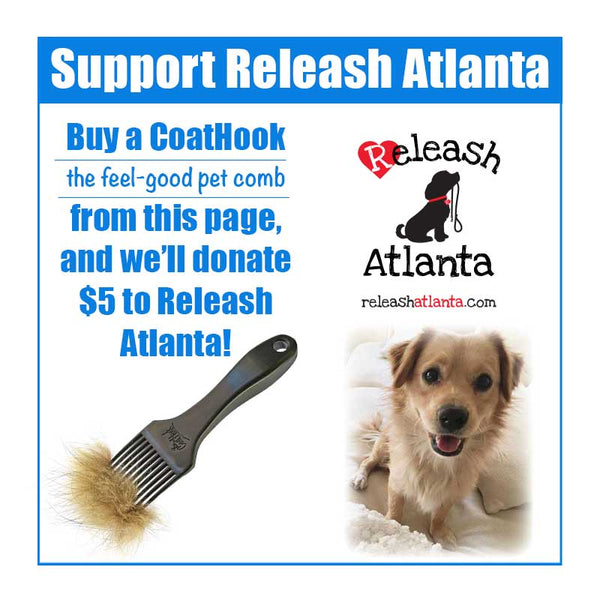 A CoatHook to Benefit Releash Atlanta<p></p>
