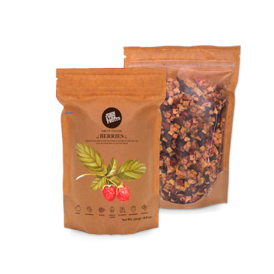 Tisana Berries 70g/ John & The Fruits