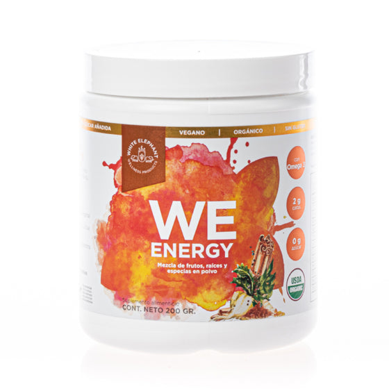 We Energy 200g/ White Elephant