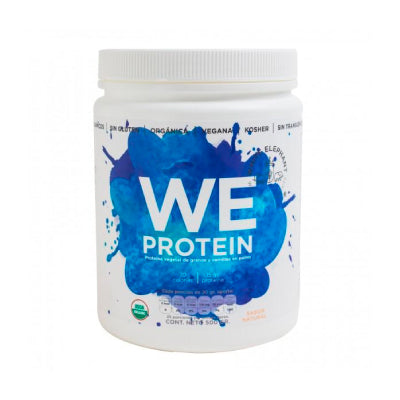 We protein sabor natural 500g/ White Elephant