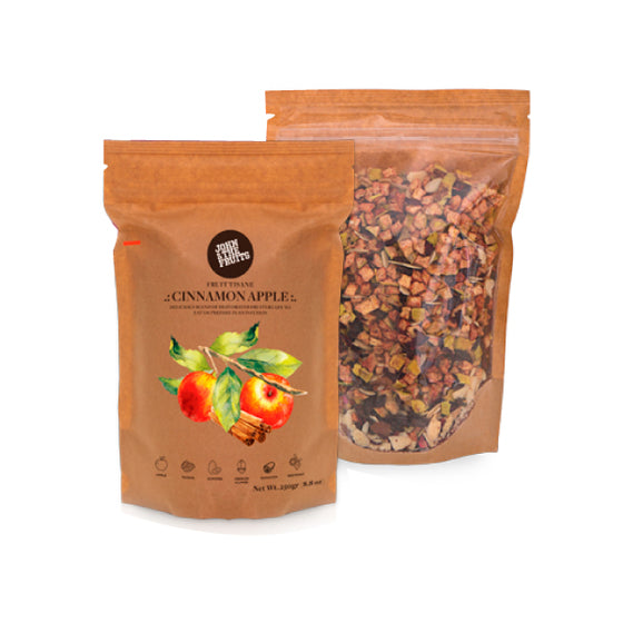 Tisana Manzana Canela 70g/ John & The Fruits
