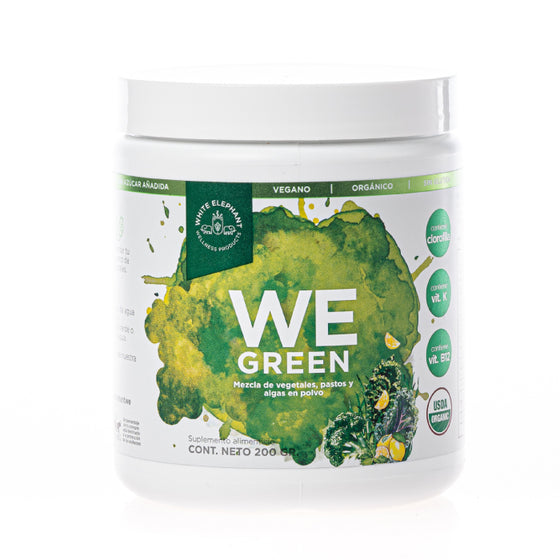We green 200g/ White Elephant