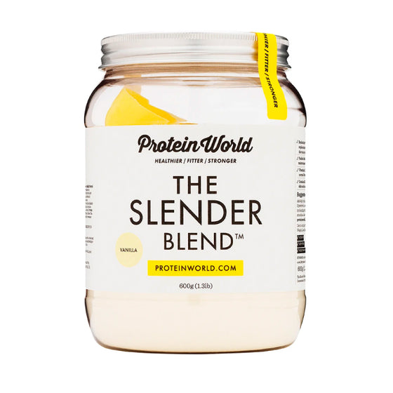 The Slender Blend Vainilla 600g - Control de peso / Protein World