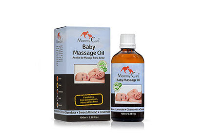 Aceite de masaje para bebé 100ml/ Mommy Care